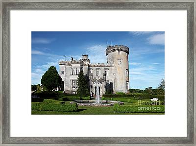Dromoland Castle Framed Print by Ros Drinkwater