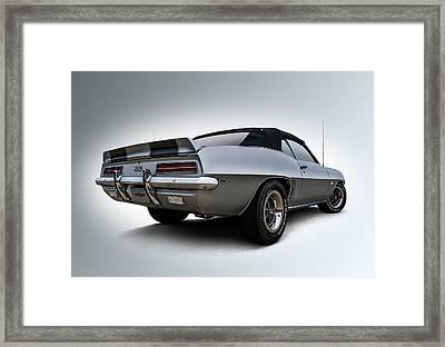 Drop Top Ss Framed Print by Douglas Pittman