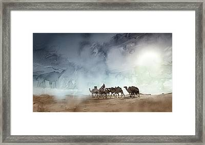 Dubai 2 Framed Print by Jani Heinonen