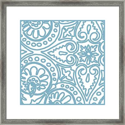 Dulce Framed Print by Mindy Sommers