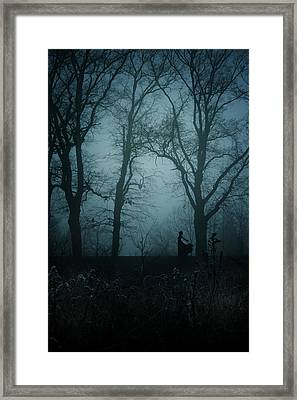 Dusk  Framed Print by Cambion Art