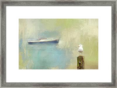 East Coast Framed Print by Darren Fisher
