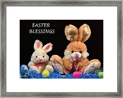 Easter Blessings Framed Print by D S Images