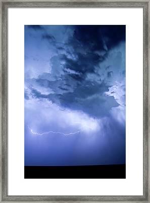Eastern Sky Framed Print by James BO  Insogna