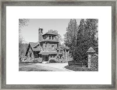Eastern University Andrews Hall Framed Print by University Icons