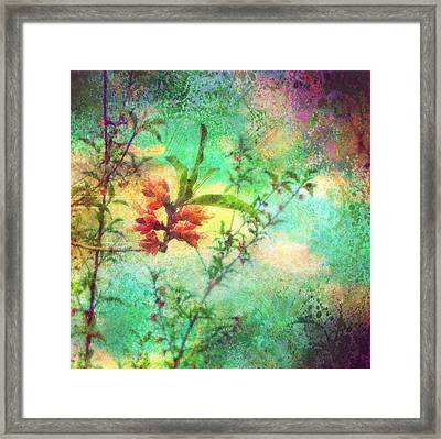 Easy Like Sunday Morning Framed Print by Colleen Taylor
