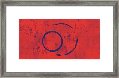 Eclipse II Framed Print by Julie Niemela