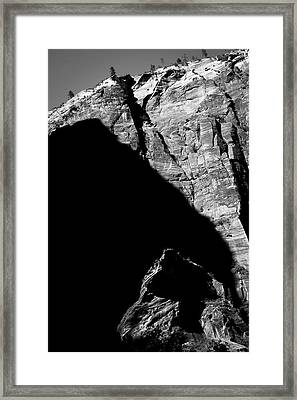 Eclipse Framed Print by Skip Hunt