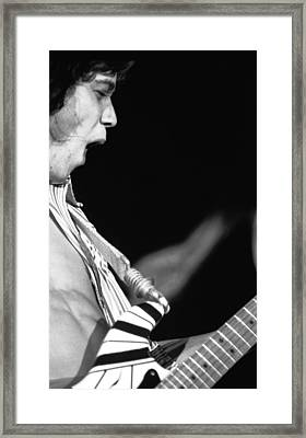 Edward Rocks Framed Print by Ben Upham