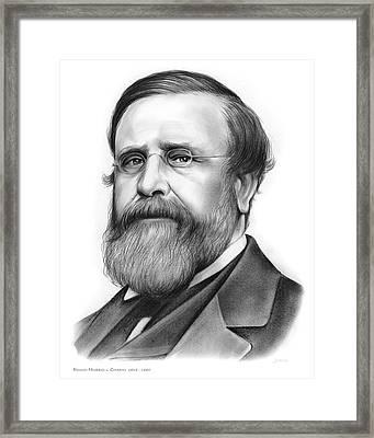 Edwin Hubbell Chapin Framed Print by Greg Joens
