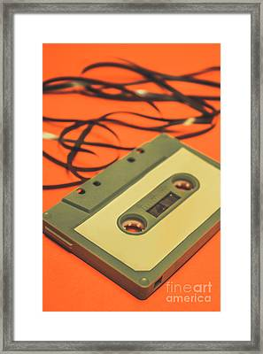 Eighties Stereotype  Framed Print by Jorgo Photography - Wall Art Gallery