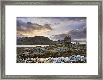 Eilean Donan Castle Framed Print by Rod McLean