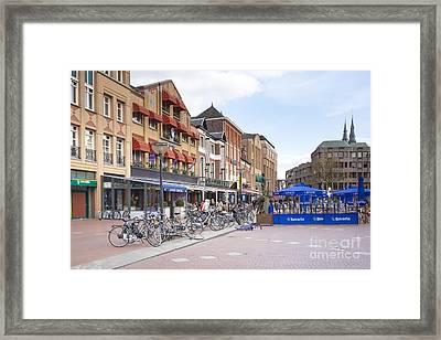 Eindhoven Framed Print by Andre Goncalves