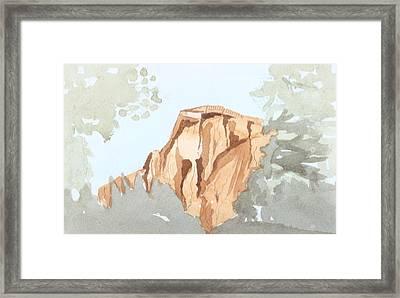 El Capitan Framed Print by Jim Green