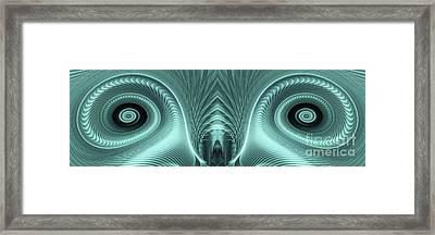Electric Sheep Framed Print by John Edwards