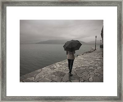 Elegance Framed Print by Andrea Guariglia