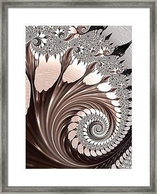 Elegance Framed Print by Susan Maxwell Schmidt