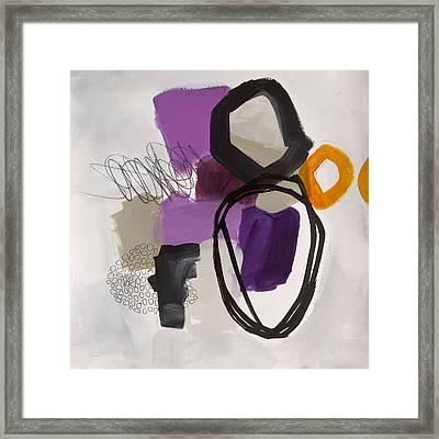Element # 6 Framed Print by Jane Davies