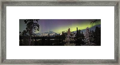 Elevate Framed Print by Ed Boudreau