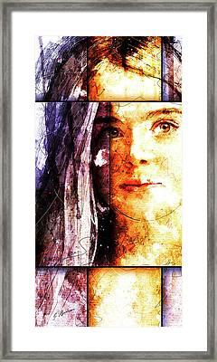 Eliannah Framed Print by Gary Bodnar
