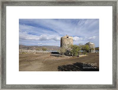Elounda Framed Print by Stephen Smith