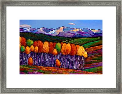Elysian Framed Print by Johnathan Harris