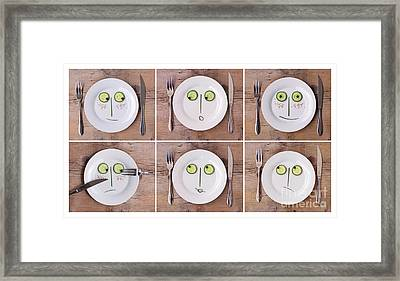 Emotions 02 Framed Print by Nailia Schwarz