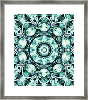 Emotions Framed Print by Lanjee Chee