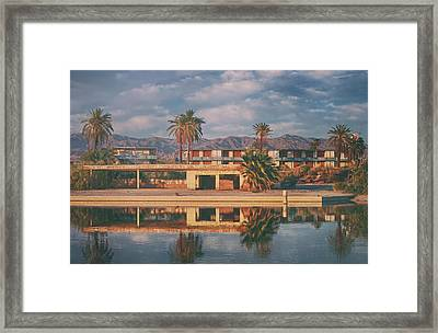 Emptied Framed Print by Laurie Search