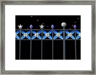 Enchanted Evening  Framed Print by Paul Wear