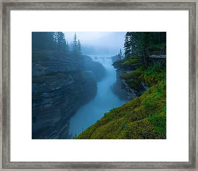 Enchanting Mist Framed Print by Dustin  LeFevre
