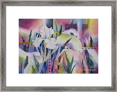 Enchantment Framed Print by Deborah Ronglien
