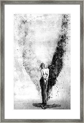 End Of Innocence Framed Print by Photodream Art