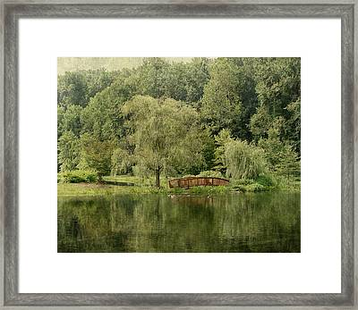 Endless Beauty Framed Print by Kim Hojnacki