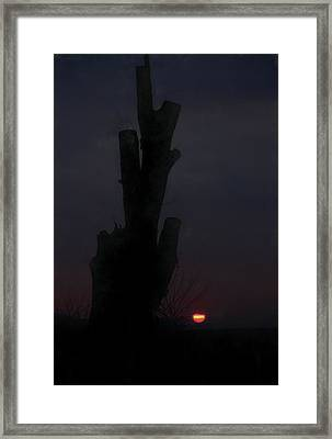 Endless Framed Print by Dan Sproul