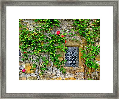 England 1 Framed Print by Aaron Carberry