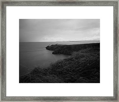 Enlightenment Framed Print by Marcio Faustino