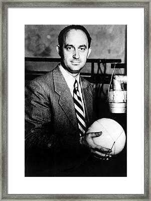 Enrico Fermi, 1901-54 Nobel Prize Framed Print by Everett