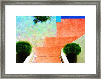 Enter My Dream Framed Print by Paul Wear