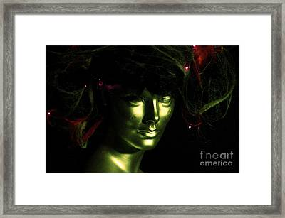 Envy  Framed Print by Xn Tyler