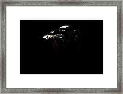 Eos 5d Mark II Framed Print by Rick Berk