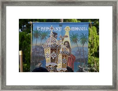 Epiphany Celebration Framed Print by David Lee Thompson