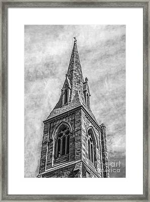 Episcopal Church Of The Incarnation - Nyc Framed Print by Nick Zelinsky