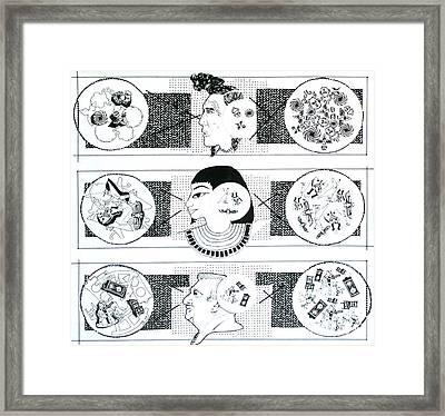 Epistimage Framed Print by Tom Calderon