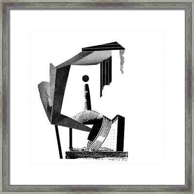 Equilibrium #11 Framed Print by Jim Ford