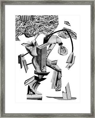 Equilibrium #2 Framed Print by Jim Ford