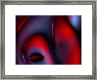 Erotic Art Framed Print by Stefan Kuhn