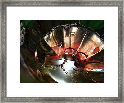 Escape Convention Framed Print by Donna Blackhall