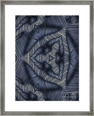 Escheresque In C Framed Print by John Edwards