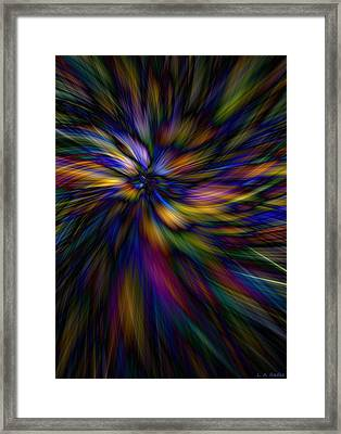 Essence Framed Print by Lauren Radke